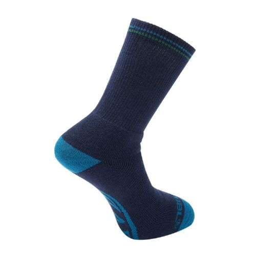 ANIMAL MENS SOCKS.NEW 3 PACK STROBE CALF LONG BLACK NAVY WHITE UK 7-13 8S 184 02